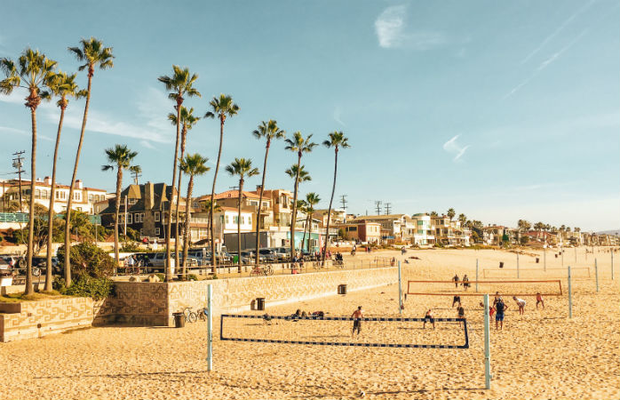 The Strand i Los Angeles