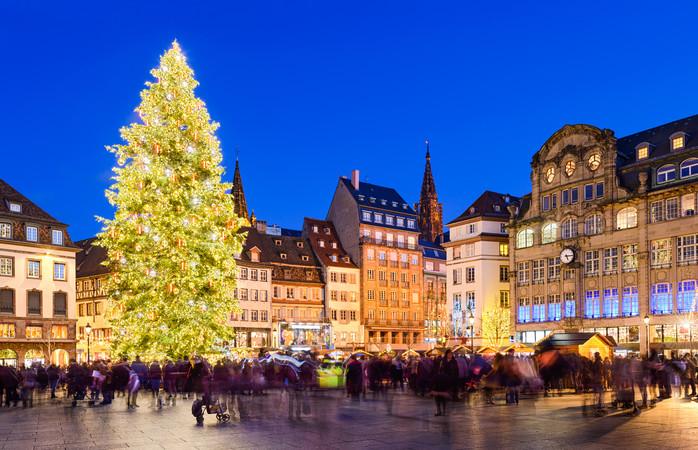 Franskmændene er eksperter i julemarkeder