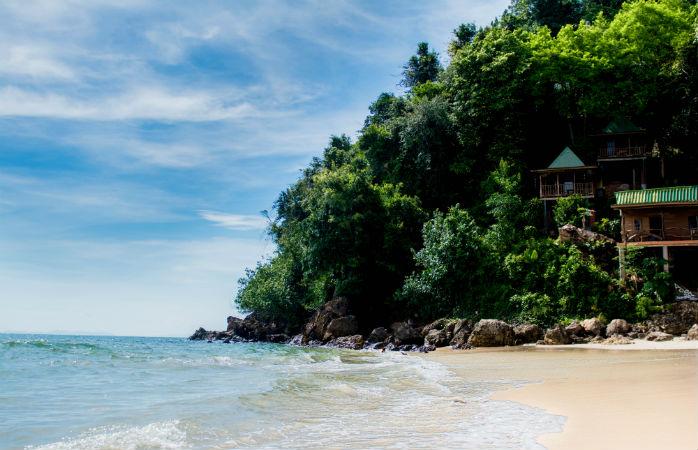 Koh Jum i Thailand