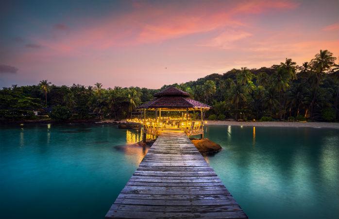 Koh Kood i Thailand