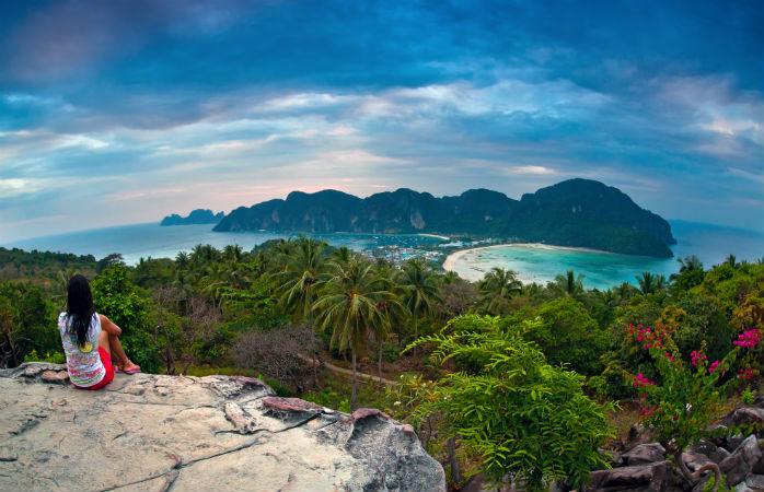 Koh Phi Phi i Thailand