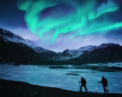 Oplev nordlyset: 15 af de bedste steder