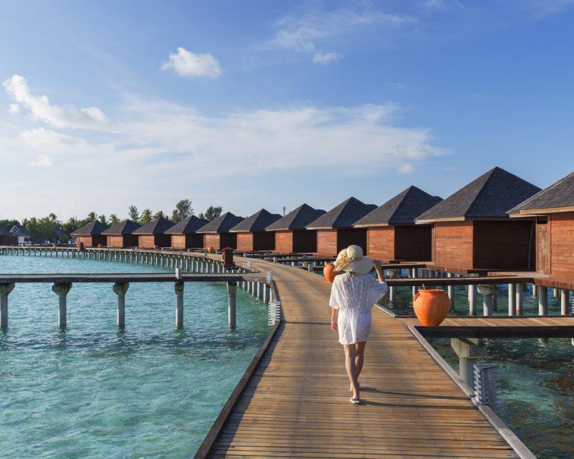 Check ind i paradis: All inclusive hoteller på Maldiverne