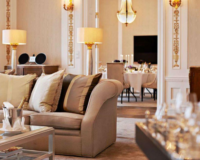 Luksushoteller i Danmark