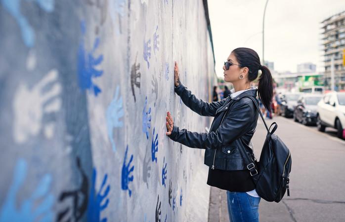Eastside gallery Berlin