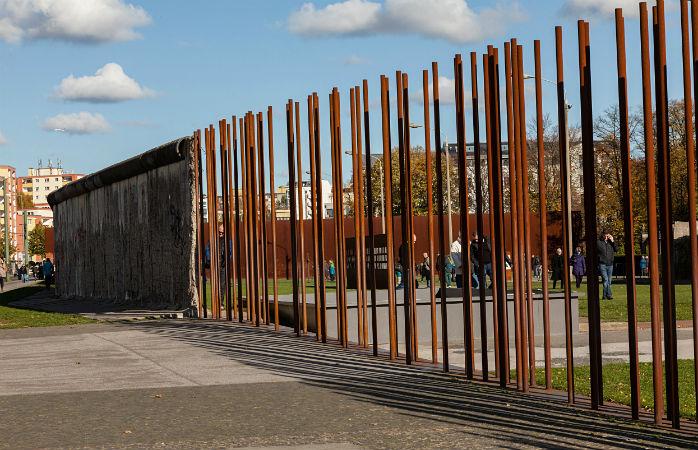 Minnesplatsen för Berlinmuren
