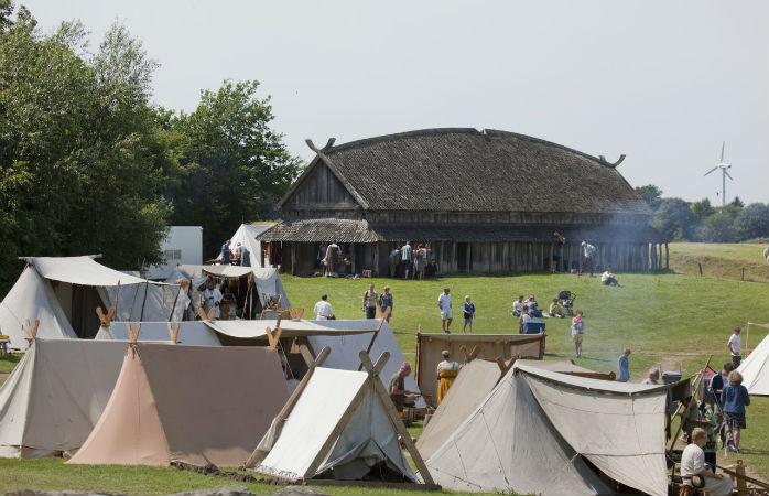 Trelleborg Vikingemuseum