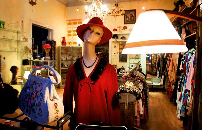 Find din stil i Firlefanz, et imperium af fantastisk vintagetøj i Berlin.