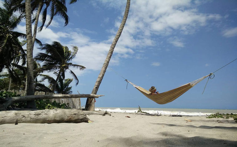 Slow travel på Colombias caribiske kyst