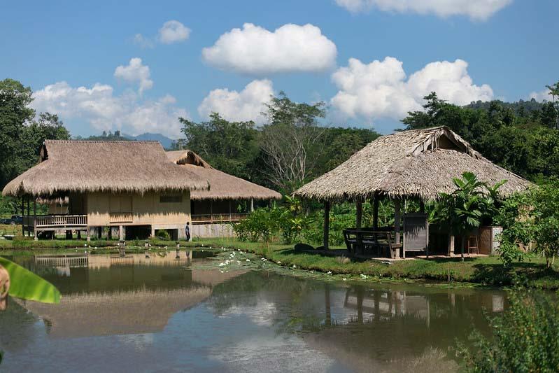 Lisu Lodge, Miljøvenligt hotel i Thailand