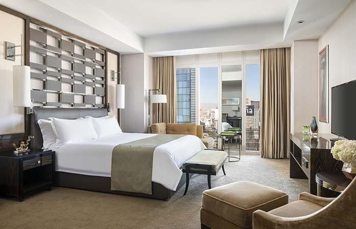 Waldorf Astoria, Miljøvenligt hotel i Las Vegas