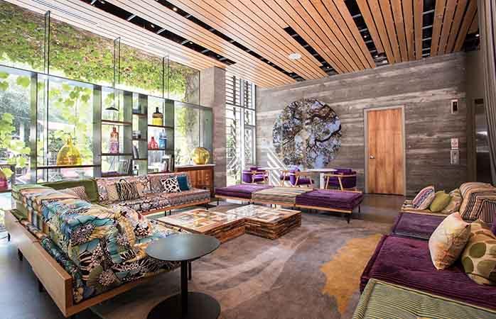 h2hotel, Miljøvenligt hotel i Californien