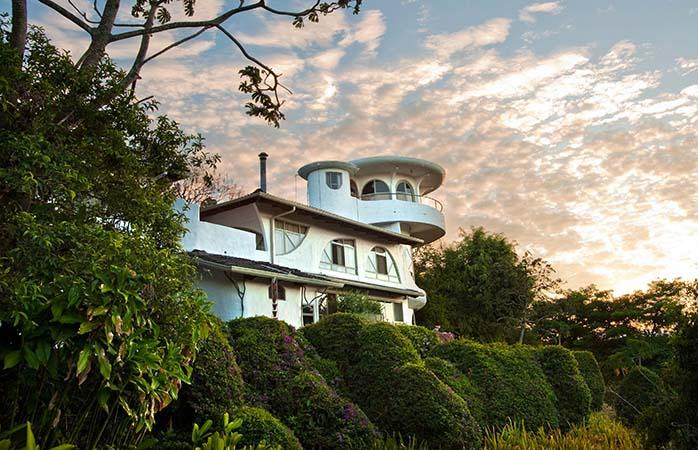 Finca Rosa Blanda, Miljøvenligt hotel i Costa Rica