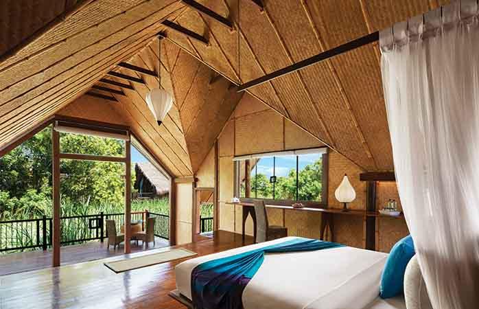Jetwing Vil Uyana, miljøvenligt hotel i Sri Lanka