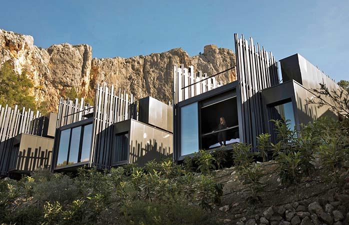 VIVOOD , Miljøvenligt hotel i Spanien