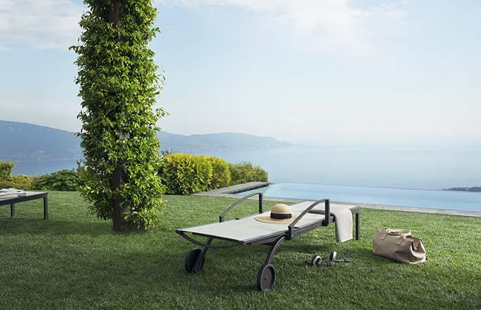 Lefay Resort, Miljøvenligt hotel i Italien