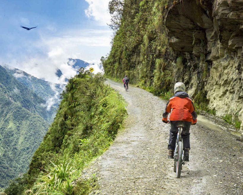 14 af verdens mest imponerende cykelruter: Find inspiration til din næste cykelferie
