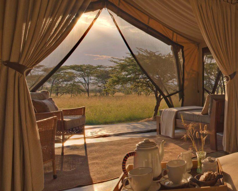 Glamping, en luksuriøs camping oplevelse
