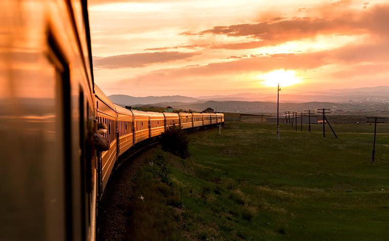 Den Transsibiriske Jernbane: dit livs rejse