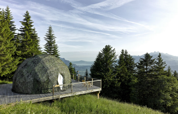 Whitepod Schweiz