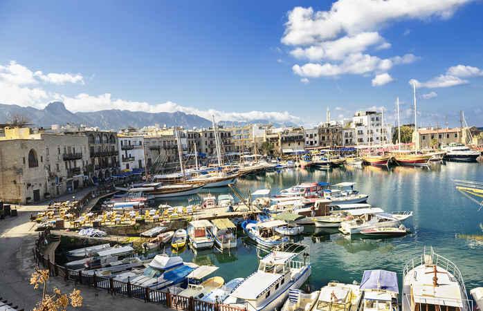 Girne Havn, Nordcypern
