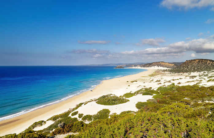 Golden Beach Nordcypern