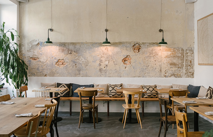 Bestil bord på Frea og nyd et fuldkomment økologisk måltid i smukke omgivelser @FREA