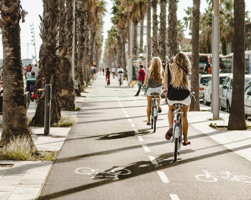 Miljøvenlig rejse: Bæredygtig i Barcelona
