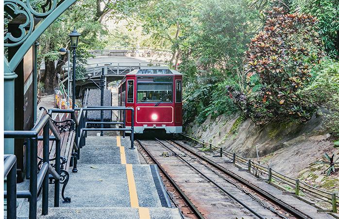 Hong Kong kan prale af at have et af de bedste transportsystemer i verden