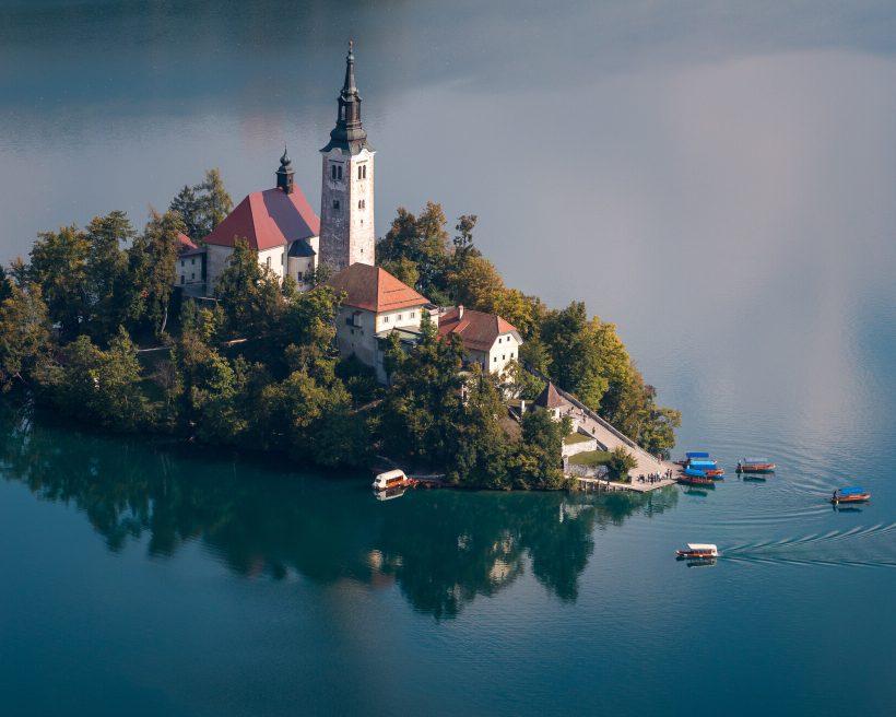 Der var engang: eventyrbyer i Europa