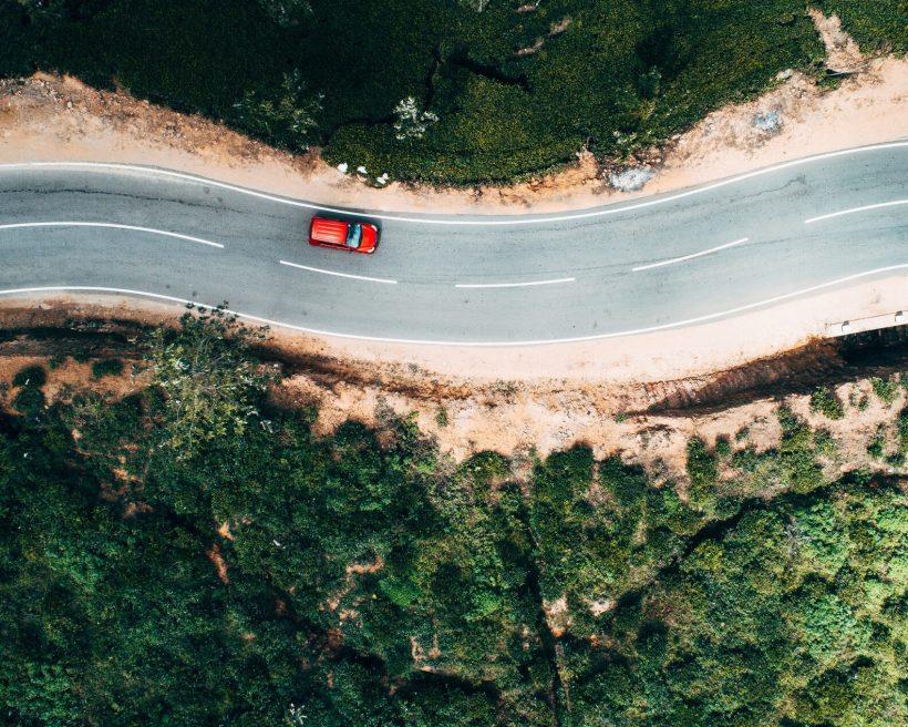 Indeks over roadtrips