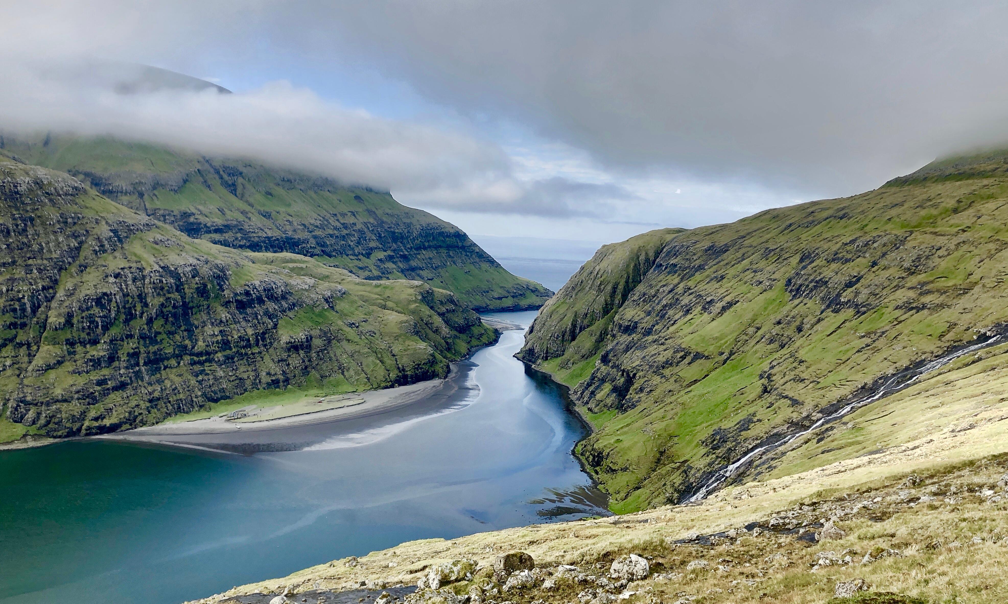 flyvetid til færøerne